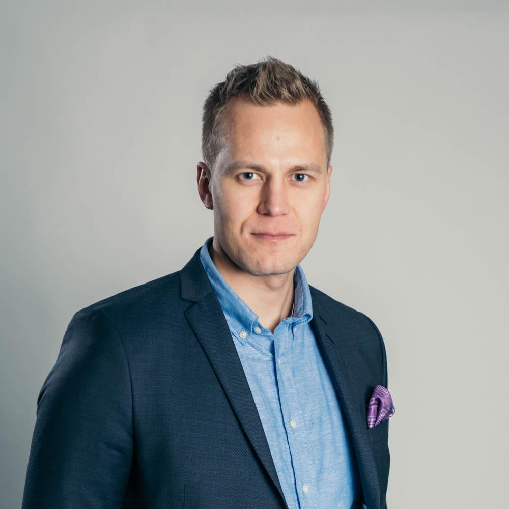 Photo of Juho Ikonen