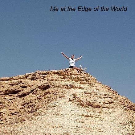 Hanna at the Edge of the World